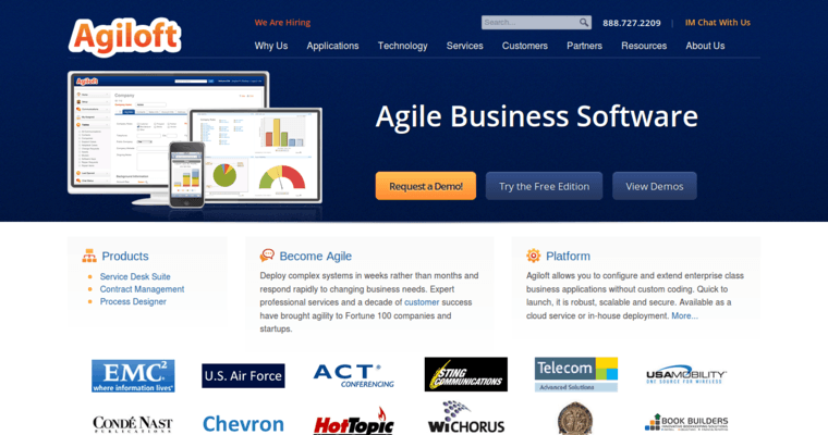 Agiloft Contract Management Software Review