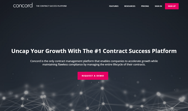 Concord Contract Management Software Review